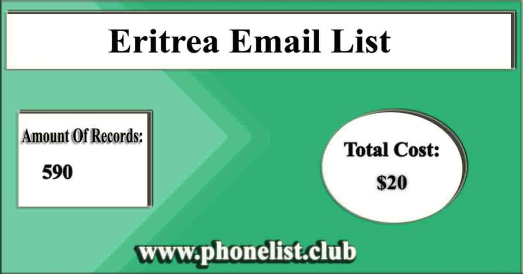 Eritrea Email List